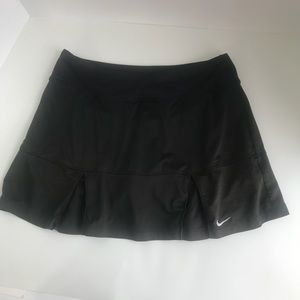 Nike Dri Fit Tennis Skort, Black Size S EUC